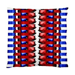 The Patriotic Flag Standard Cushion Case (two Sides) by SugaPlumsEmporium