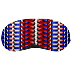 The Patriotic Flag Sleeping Masks by SugaPlumsEmporium