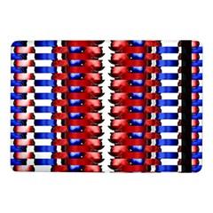 The Patriotic Flag Samsung Galaxy Tab Pro 10 1  Flip Case by SugaPlumsEmporium