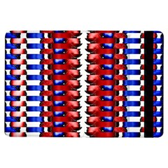 The Patriotic Flag Ipad Air Flip by SugaPlumsEmporium
