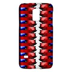 The Patriotic Flag Galaxy S5 Mini by SugaPlumsEmporium