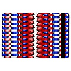The Patriotic Flag Ipad Air 2 Flip by SugaPlumsEmporium