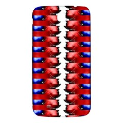 The Patriotic Flag Samsung Galaxy Mega I9200 Hardshell Back Case by SugaPlumsEmporium