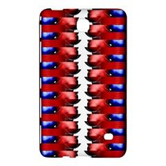 The Patriotic Flag Samsung Galaxy Tab 4 (7 ) Hardshell Case  by SugaPlumsEmporium