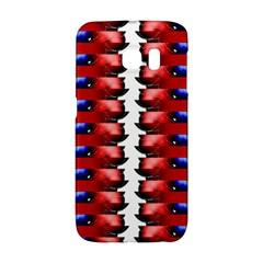 The Patriotic Flag Galaxy S6 Edge by SugaPlumsEmporium