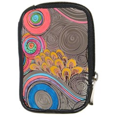 Rainbow Passion Compact Camera Cases by SugaPlumsEmporium
