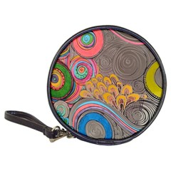 Rainbow Passion Classic 20 Cd Wallets by SugaPlumsEmporium