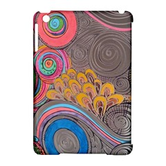 Rainbow Passion Apple Ipad Mini Hardshell Case (compatible With Smart Cover) by SugaPlumsEmporium