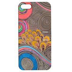 Rainbow Passion Apple Iphone 5 Hardshell Case With Stand by SugaPlumsEmporium