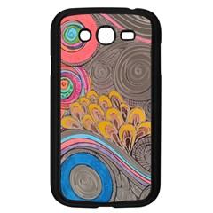 Rainbow Passion Samsung Galaxy Grand Duos I9082 Case (black) by SugaPlumsEmporium