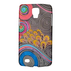 Rainbow Passion Galaxy S4 Active by SugaPlumsEmporium