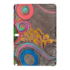 Rainbow Passion Samsung Galaxy Tab Pro 10 1 Hardshell Case by SugaPlumsEmporium
