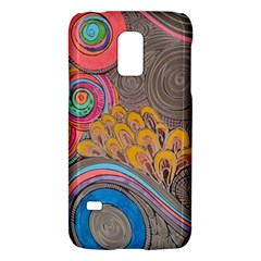 Rainbow Passion Galaxy S5 Mini by SugaPlumsEmporium