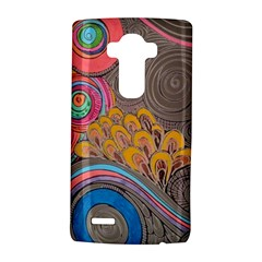 Rainbow Passion Lg G4 Hardshell Case by SugaPlumsEmporium