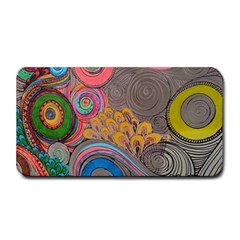 Rainbow Passion Medium Bar Mats by SugaPlumsEmporium