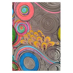 Rainbow Passion 5 5  X 8 5  Notebooks by SugaPlumsEmporium