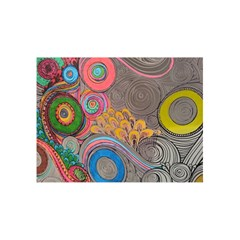Rainbow Passion Shower Curtain 60  X 72  (medium)  by SugaPlumsEmporium