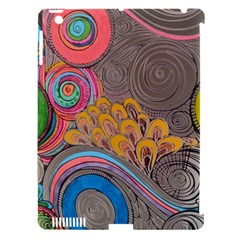 Rainbow Passion Apple Ipad 3/4 Hardshell Case (compatible With Smart Cover) by SugaPlumsEmporium