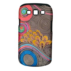 Rainbow Passion Samsung Galaxy S Iii Classic Hardshell Case (pc+silicone) by SugaPlumsEmporium