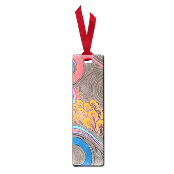 Rainbow Passion Small Book Marks