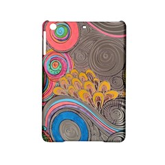 Rainbow Passion Ipad Mini 2 Hardshell Cases by SugaPlumsEmporium