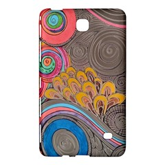 Rainbow Passion Samsung Galaxy Tab 4 (7 ) Hardshell Case  by SugaPlumsEmporium