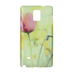 Softness Of Spring Samsung Galaxy Note 4 Hardshell Case by TastefulDesigns