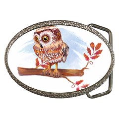 Owl Belt Buckles by TastefulDesigns