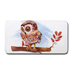 Owl Medium Bar Mats by TastefulDesigns