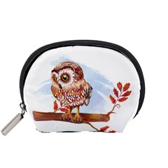 Owl Accessory Pouches (small)  by TastefulDesigns