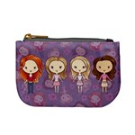 Mean CutiEs Coin Change Purse Front