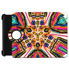 Ethnic You Collecition Kindle Fire Hd Flip 360 Case by SugaPlumsEmporium