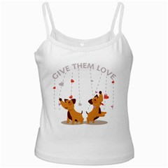 Give Them Love Ladies Camisoles