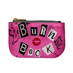 Burn Book Coin Change Purse