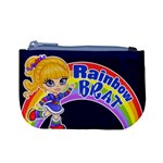 Rainbow Brat Coin Change Purse