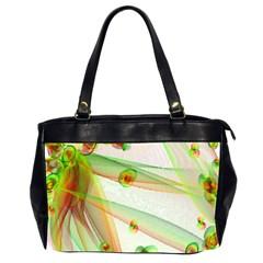 The Wedding Veil Series Office Handbags (2 Sides)  by SugaPlumsEmporium