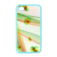 The Wedding Veil Series Apple Iphone 4 Case (color) by SugaPlumsEmporium