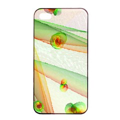The Wedding Veil Series Apple Iphone 4/4s Seamless Case (black) by SugaPlumsEmporium