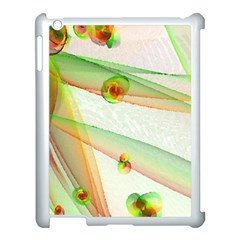 The Wedding Veil Series Apple Ipad 3/4 Case (white) by SugaPlumsEmporium