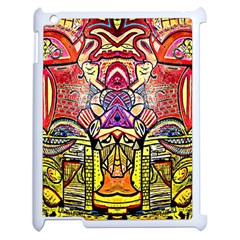 Reflection Apple Ipad 2 Case (white) by MRTACPANS
