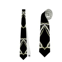 Star Of David   Neckties (two Side)  by SugaPlumsEmporium