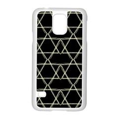 Star Of David   Samsung Galaxy S5 Case (white) by SugaPlumsEmporium
