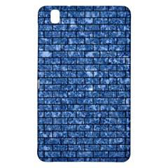 Brick1 Black Marble & Blue Marble (r) Samsung Galaxy Tab Pro 8 4 Hardshell Case by trendistuff