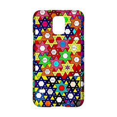 Star Of David Samsung Galaxy S5 Hardshell Case  by SugaPlumsEmporium