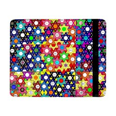 Star Of David Samsung Galaxy Tab Pro 8 4  Flip Case by SugaPlumsEmporium
