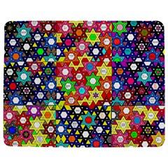 Star Of David Jigsaw Puzzle Photo Stand (rectangular)