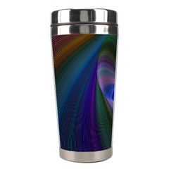 Eye Of The Galactic Storm Stainless Steel Travel Tumblers by StuffOrSomething