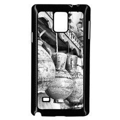 Ancient Hanging pottery Samsung Galaxy Note 4 Case (Black) by TastefulDesigns