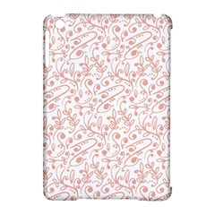 Hand Drawn Seamless Floral Ornamental Background Apple iPad Mini Hardshell Case (Compatible with Smart Cover) by TastefulDesigns
