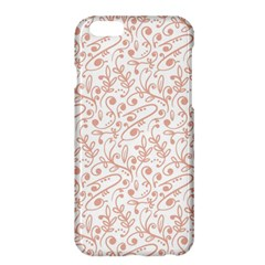 Hand Drawn Seamless Floral Ornamental Background Apple Iphone 6 Plus/6s Plus Hardshell Case by TastefulDesigns